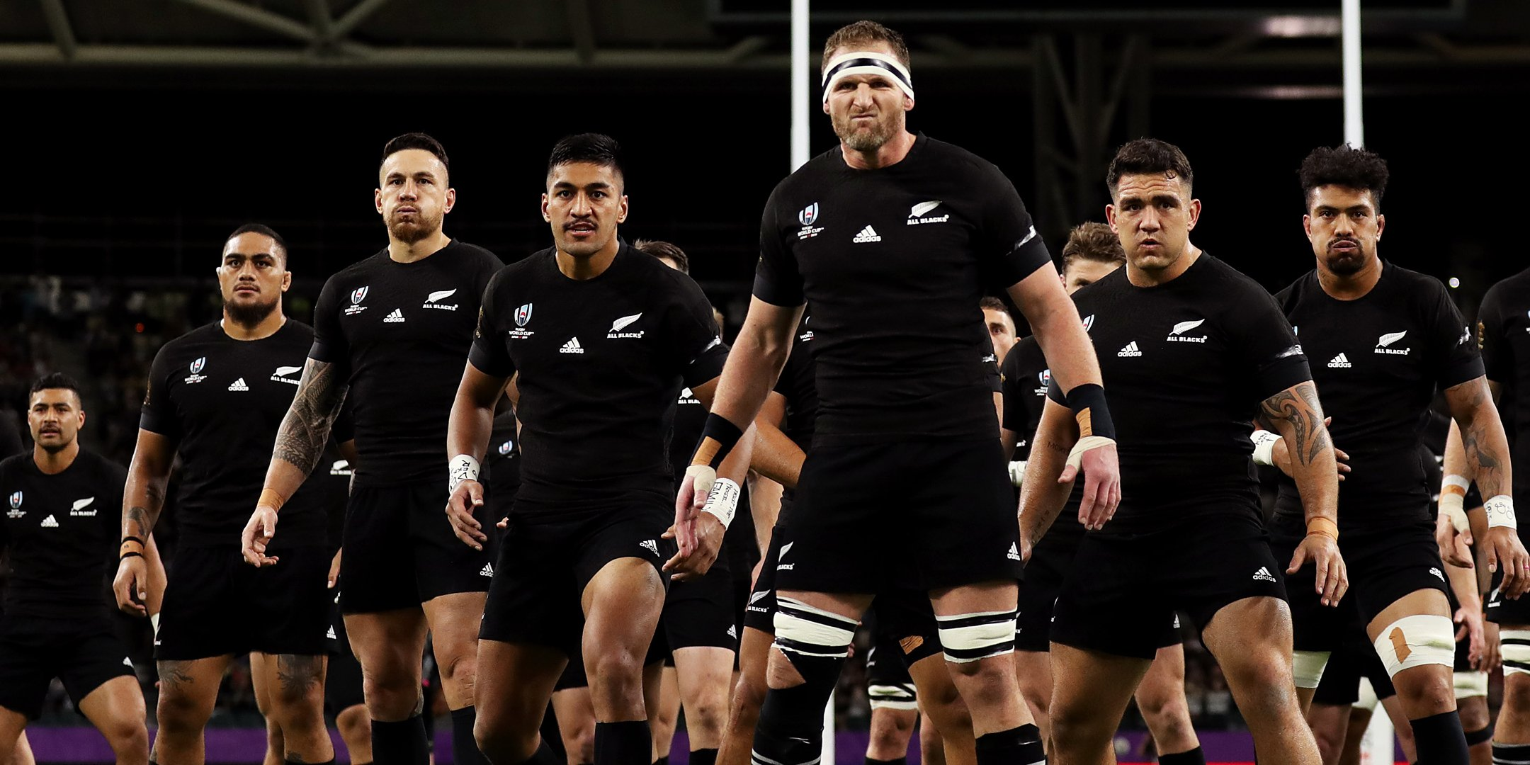 All Blacks Rugby Team - Leaders within Rugby