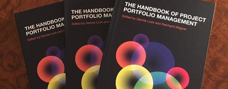 Front cover of The Handbook for Project Portfolio Management