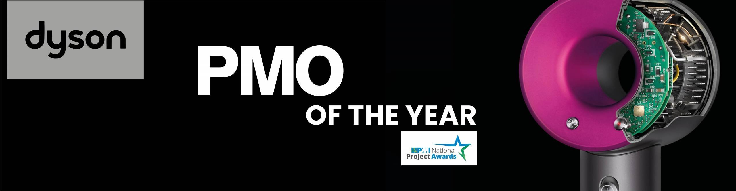 Dyson   Winner of PMO of the Year 2019 - PMI National Awards   Case Study