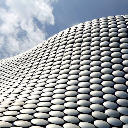 Birmingham - Selfridges building