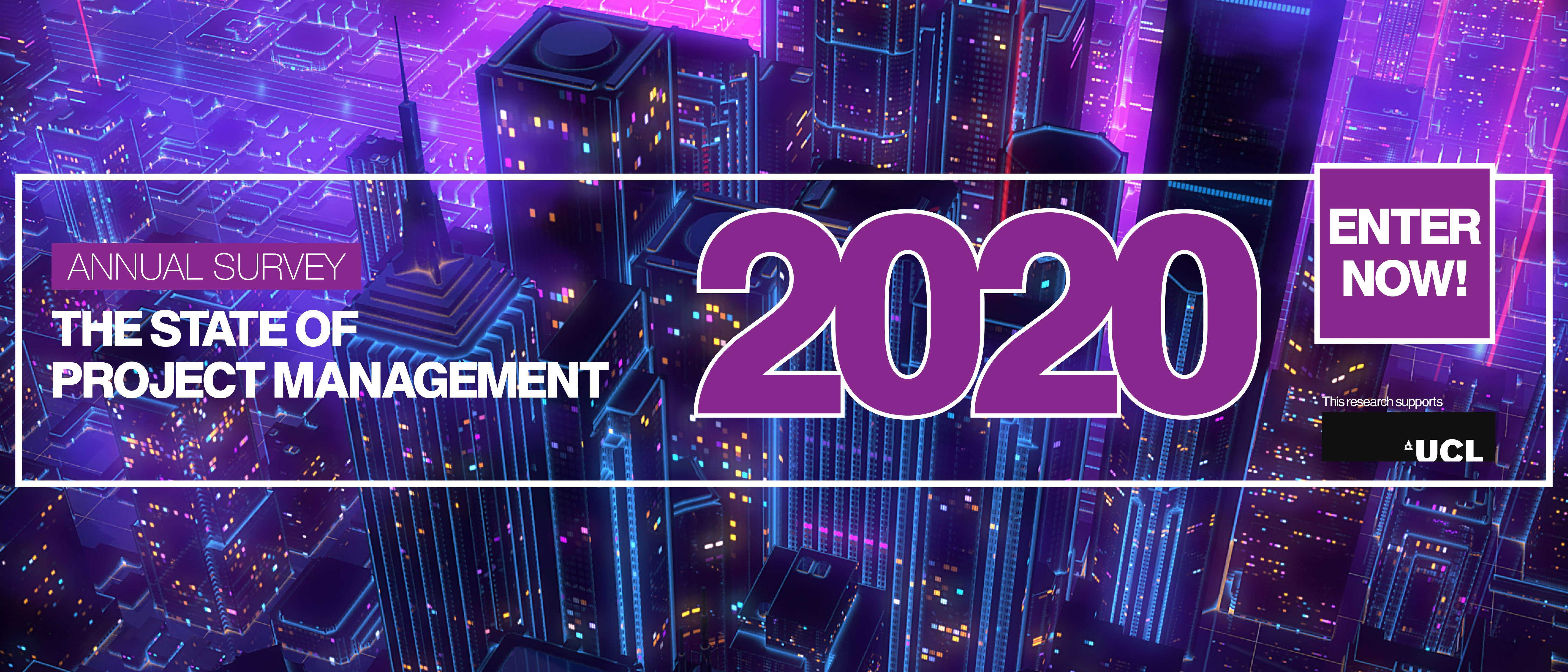 State of Project Management 2020 Survey