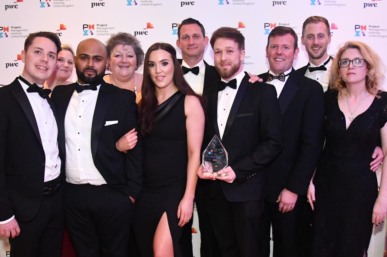 Dyson - PMI National Awards 2019 - PMO of the Year | Wellingtone