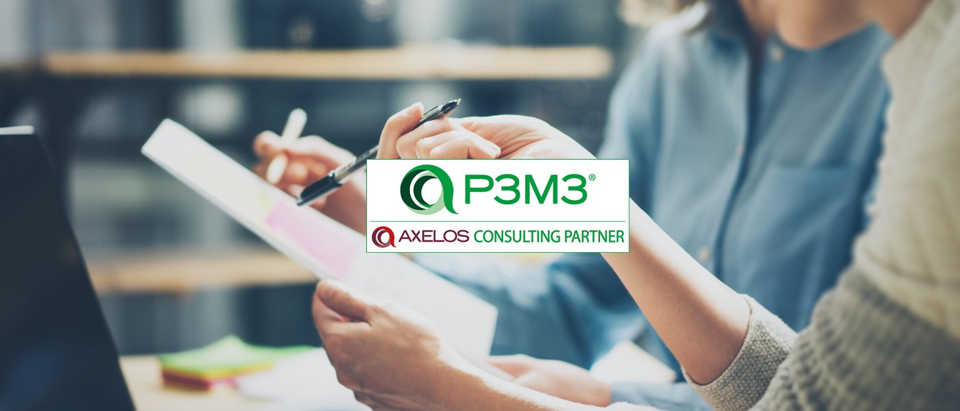 Axelos P3M3 Consulting Partner - Wellingtone