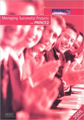 Managing Successful Projects Prince2