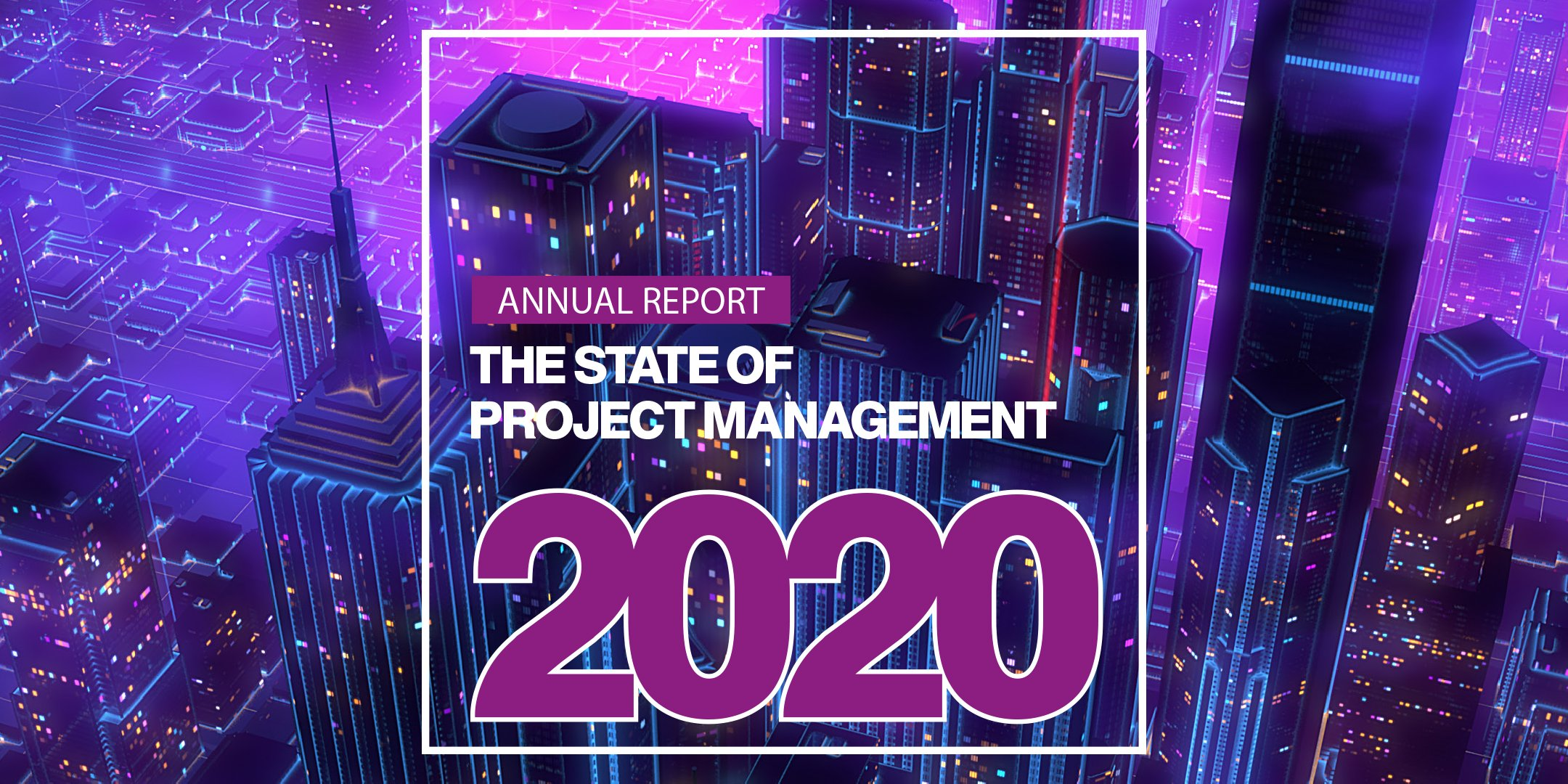 The State of Project Management 2020 Survey Image